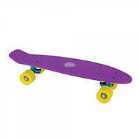 Скейтборд Tempish Buffy фиолетовый