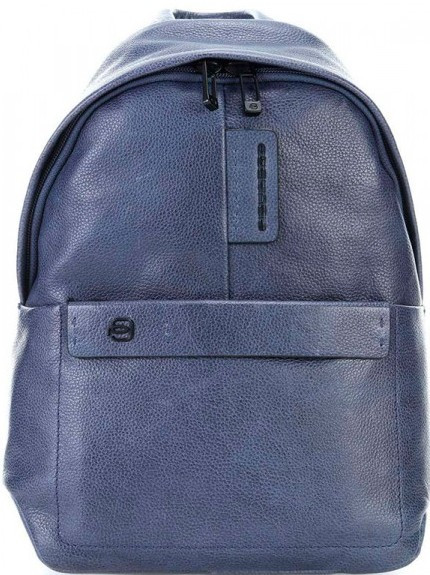 613808013be3 Кожаный Рюкзак Piquadro PULSE/Blue CA4030P15S_BLU, 9 Л — в Категории ...