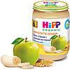 Пюре HiPP Яблоки и бананы с зерновыми хлопьями «Фрукты и злаки», 190 г
