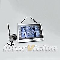 Комплект беспроводного видеонаблюдения с 1 камерой KIT-FHD121