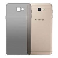 Чехол GlobalCase (TPU) Extra Slim для Samsung J5 Prime G570 (Dark) (1283126474743)