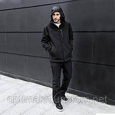 Soft Shell костюм черный MAW-TAC