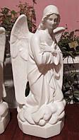 Скульптура для памятника. Статуя Ангела №1  бетон 45 см