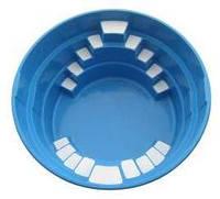 """Стеклопластиковый (стекловолоконный) бассейн """"МАЛЫШ"""" Диаметр - 2,8м /глубина - 1,0м"""