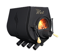 Опалювальна конвекційна піч Rud Pyrotron Кантрі 03 з варильною поверхнею