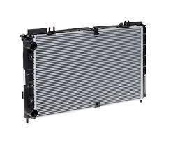 Радиатор основной (обычный) ВАЗ 2170-72, 2110-2112 Приора, Лузар