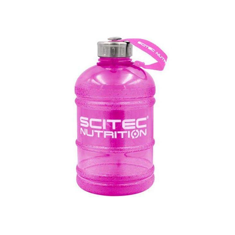 Пляшка для води Scitec Nutrition - Hydrator (1000 мл) рожева