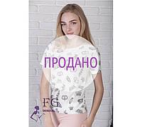 Женская летняя футболка «Queen»