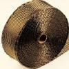 Термолента коричневая базальтовая до 1200 градусов 50мм'*5м