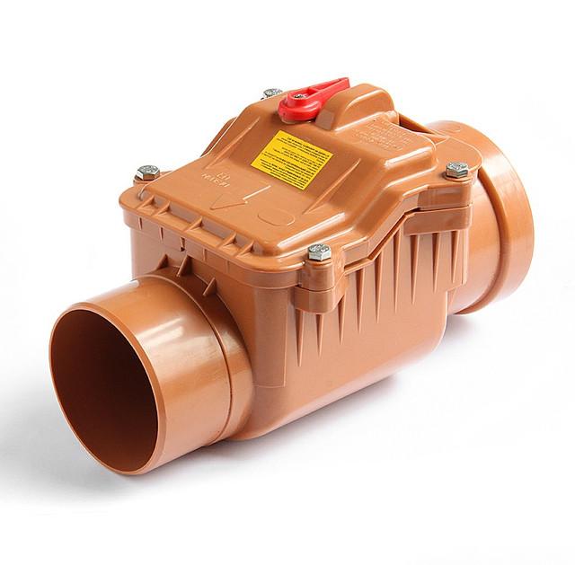 Обратный клапан для канализации Capricorn