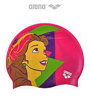 Детская (Junior) силиконовая шапочка для плавания Arena DM Silicone JR Belle Disney