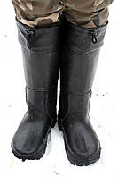 Мужские сапоги (Код: EVA-01 черный)