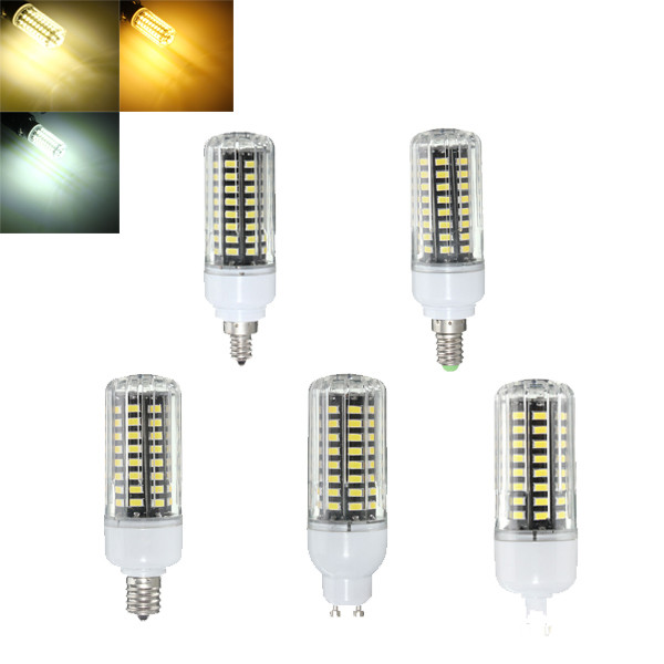 E17 e14 e12 G9 gu10 7W 72 СМД 5730 LED чистый белый теплый белый натуральный белый крышка кукуруза лампа AC85-265V - ➊TopShop ➠ Товары из Китая с бесплатной доставкой в Украину! в Днепре