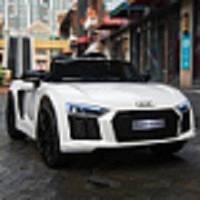Детский электромобиль  Audi R8 JJ2198EBLR