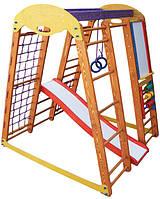 Карапуз Детский спортивный уголок раннего развития ребенка  детская Спортивная площадка