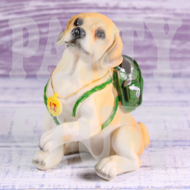 статуэтка собака лабрадор
