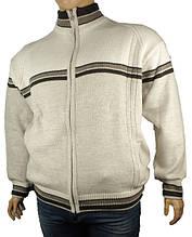 В'язані светри і кофти великих розмірів