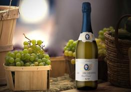 Шампанское La Marchesina Gran Dessert (Ля Маркезина Гран Десерт) 0,75 L, фото 2