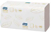 Tork Extra Soft бумажные листовые полотенца сложение ZZ, 200шт., 2сл.