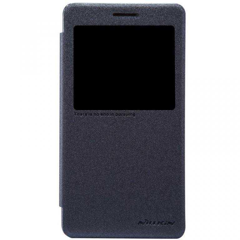 Чехол Nillkin Lenovo A536 - Spark series (Черный)