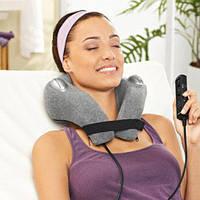 Расслабляющий массажер для шеи аудио подушка Silver Crest H-328. Отличное качество. Доступная цена Код: КГ2706