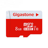 Gigastone 8gb Класс 10 Micro SD TF Micro SD карты для мобильного телефона