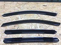 Дефлекторы окон (ветровики) на Hyundai Veracruz 2007-2012