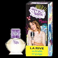 Детская парфюмированная вода La Rive Violetta Music 20 мл (Ла Риф)