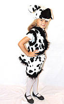 """Детский карнавальный меховой костюм """"Далматинец"""" для мальчика (2 цвета), фото 3"""