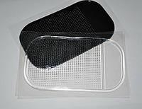 Антискользящий нано-коврик (черный)