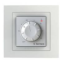 Terneo rtp белый, UNICA (Schneider Electric)
