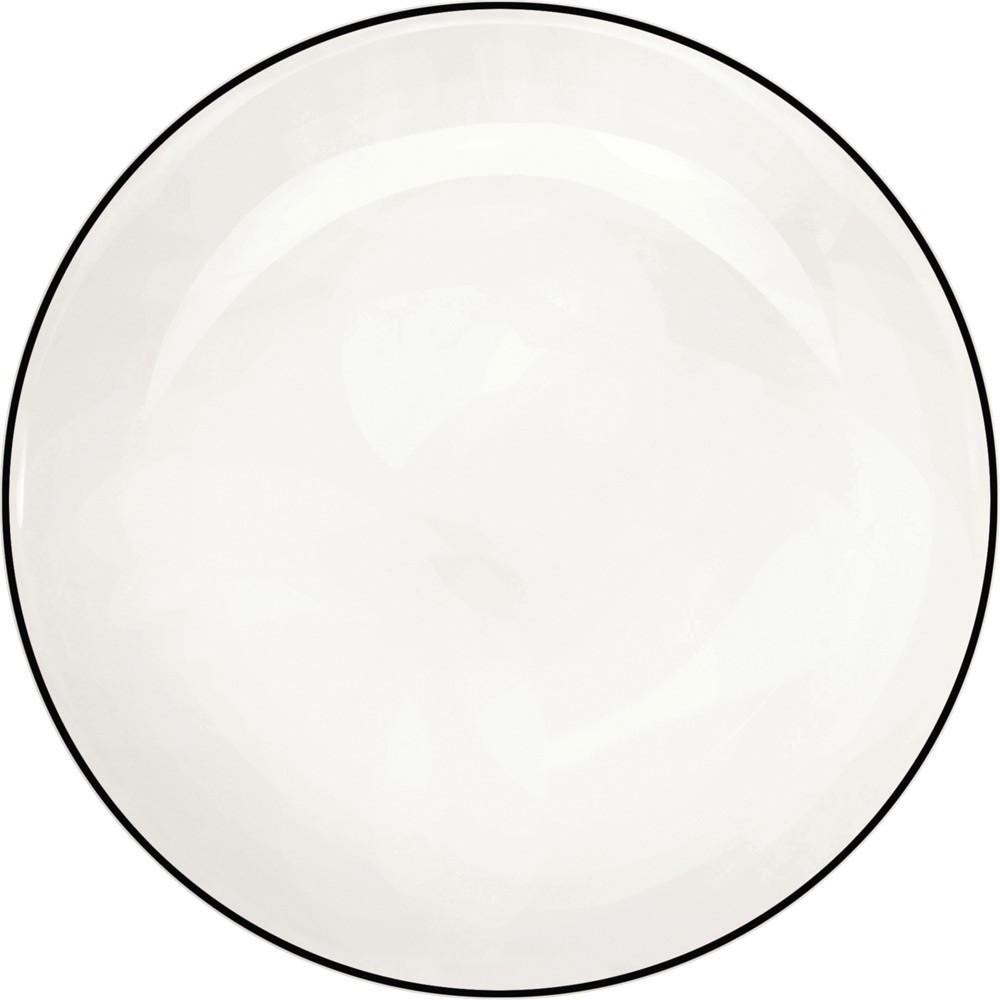 Тарелка Asa Table Ligne Noire 21 см 1905113
