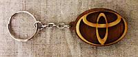 Брелок автомобильный Toyota (Тойота), брелки для автомобильных ключей, брелоки, авто брелок