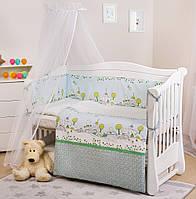 Детская постель Twins Eco Line Village