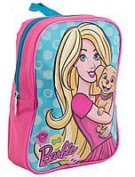 553445 Рюкзак детский K-18 Barbie mint, 25.5  19.5  6.5