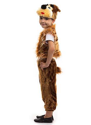 """Карнавальный детский меховой костюм """"Медведь"""" для мальчика, фото 2"""