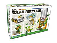 Робот 6 в 1 на солнечных батареях, конструктор CIC 21-616