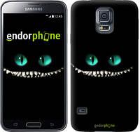 "Чехол на Samsung Galaxy S5 g900h Чеширский кот ""689c-24-519"""
