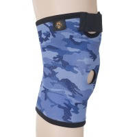 ARMOR ARK2101 Бандаж для колен.сустава и связок разм.Lсиний