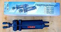Гидроцилиндр Ц-100х200-3 (навеска МТЗ, ЮМЗ) н.о