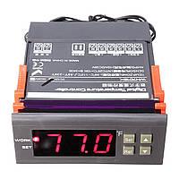 Wh7016k DC12V цифровой полупроводниковый регулятор температуры термоэлектрический охладитель Пельтье термостат