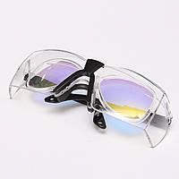 10600nm профессиональные очки защитные очки двухслойного FR углерода co2 двуокиси лазера