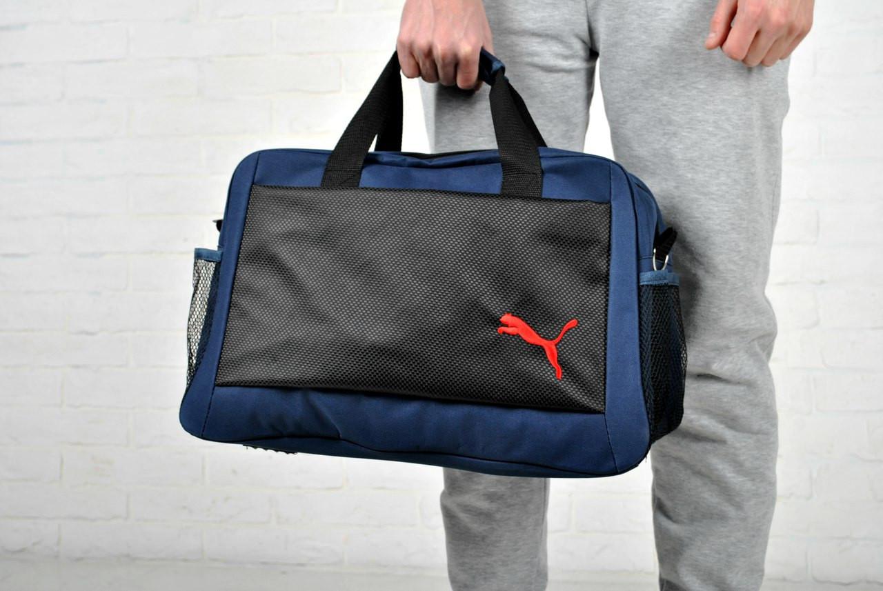 7f55dd826d7b Дорожная спортивная сумка пума (Puma) купить в интернет-магазине ...