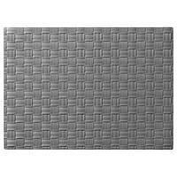 IKEA ORDENTLIG Салфетка под приборы, серый  (301.756.73)