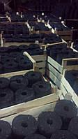 Уголь брикетированный Антрацит. Угольный брикет