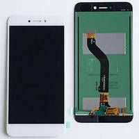 LCD + touch Huawei P8 Lite (2017)  White