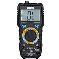 6000 подсчитывает True RMS цифровой мультиметр с 1000V AC/DC частоты напряжение сопротивление емкость скважность триоде тестер ADM08A б сторона