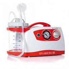 Портативний медичний відсмоктувач Ca-mi NEW ASKIR 230/12V BR