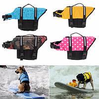 M ПЭТ водной Светоотражающий хранитель поплавок жилет собака кошка заставка жизнь куртка новый