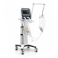 Аппарат для искусственной вентиляции легких SV300 укомплектован: SPO2, СО2